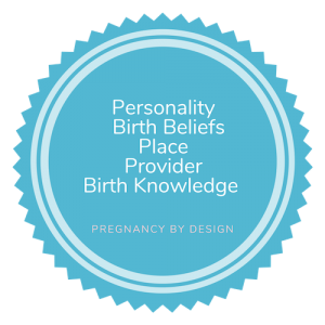 Your Birth Profile Assessment 6